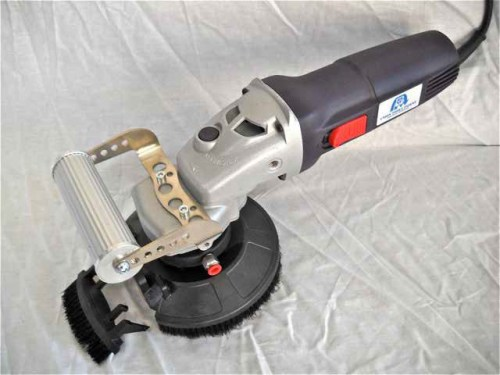 Union small floor sander 2011